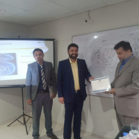 FINTECH - The Future of Financial Services conducted at IFMP Training center, Karachi on 7th August, 2019